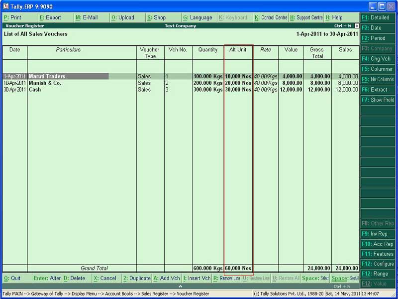 Tally Customization  Tally ERP 9 Sales, Support, Implementation